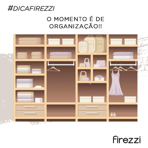 10 passos para te ajudar a organizar o seu armário