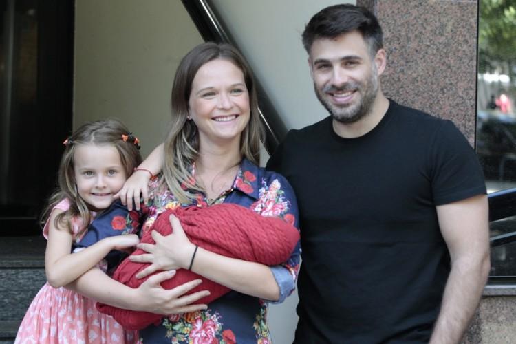 Mães em 2016 - Pais de Luísa, Fernanda e Raoni agora são pais também de Bento
