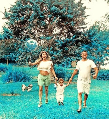 Mães do segundo filho - Barbará Borges está aumentando sua família com a chegada do segundo filho