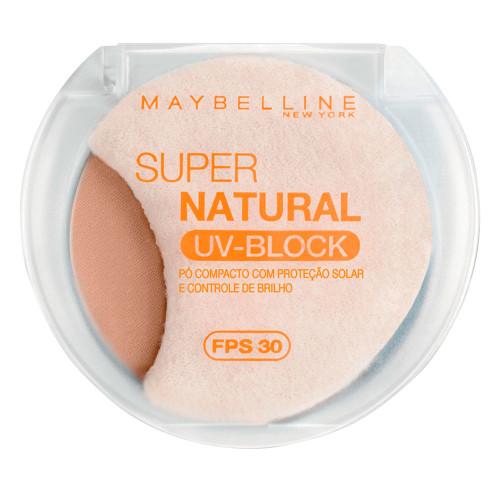 Acabamento de pele perfeita com pó Maybelline