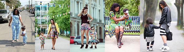 Tal mãe, tal filha - street style especial