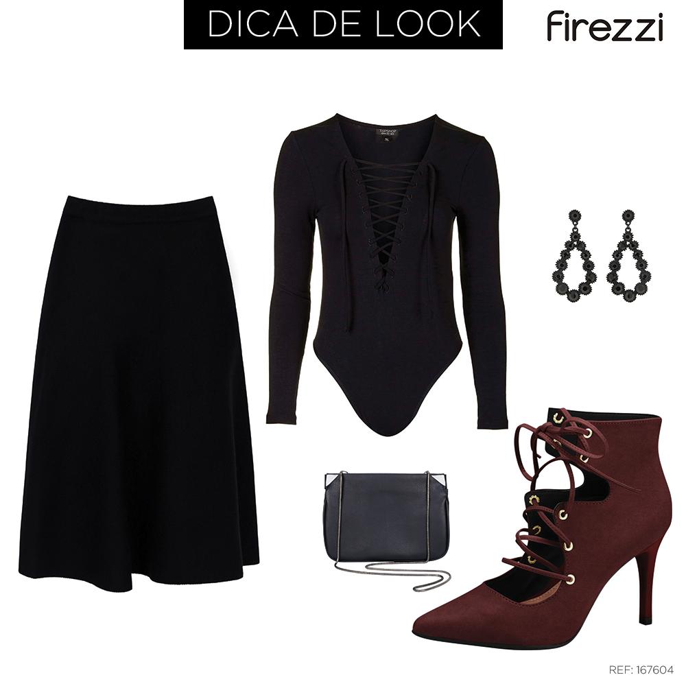 Os calçados Firezzi combinam com a tendência