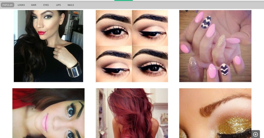 Aplicativo - Dicas de maquiagem e beleza