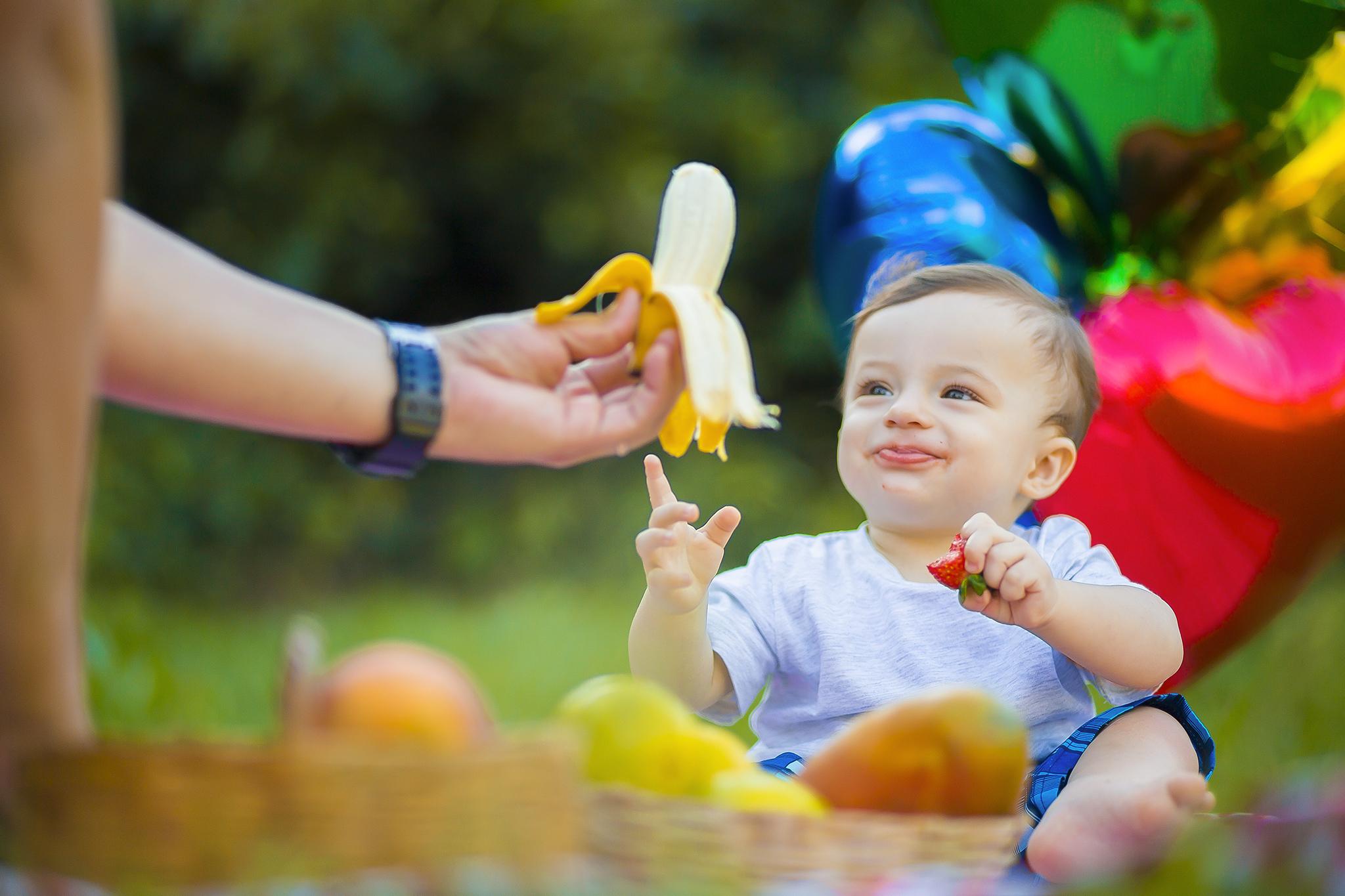 saúde para as crianças