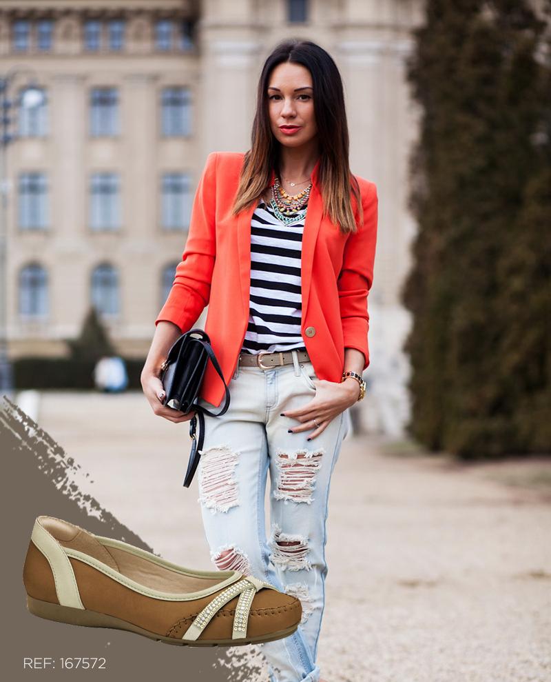 Pode ser aquele jeans sóbrio tradicional ou o rasgado que você usa pras ocasiões mais descontraídas