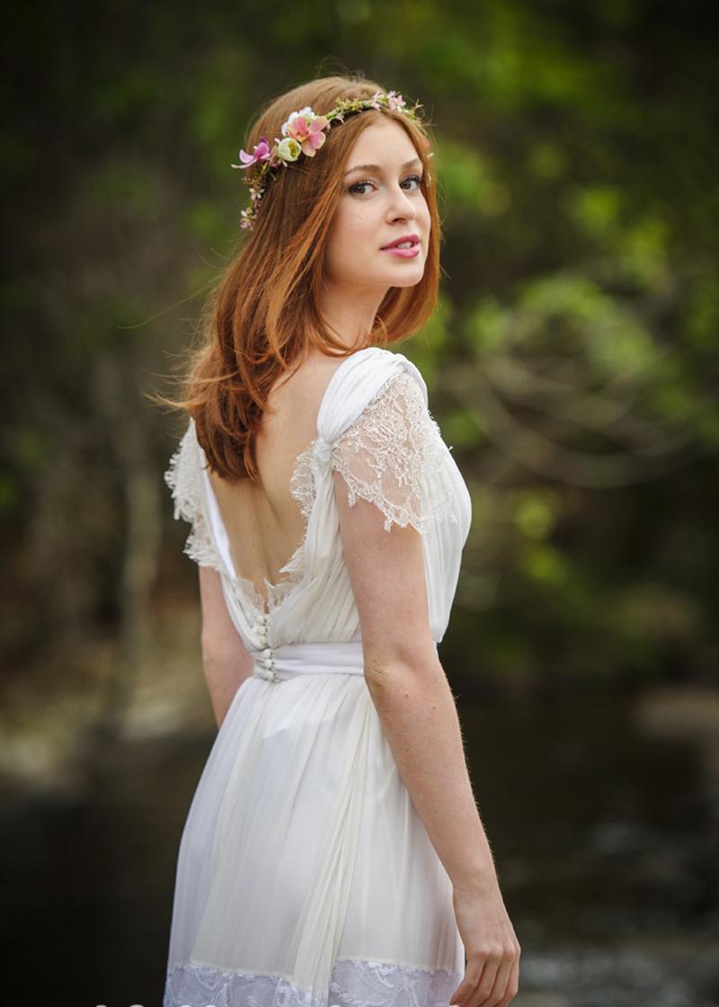 Marina Ruy Barbosa ficou lindíssima nas cenas do casamento