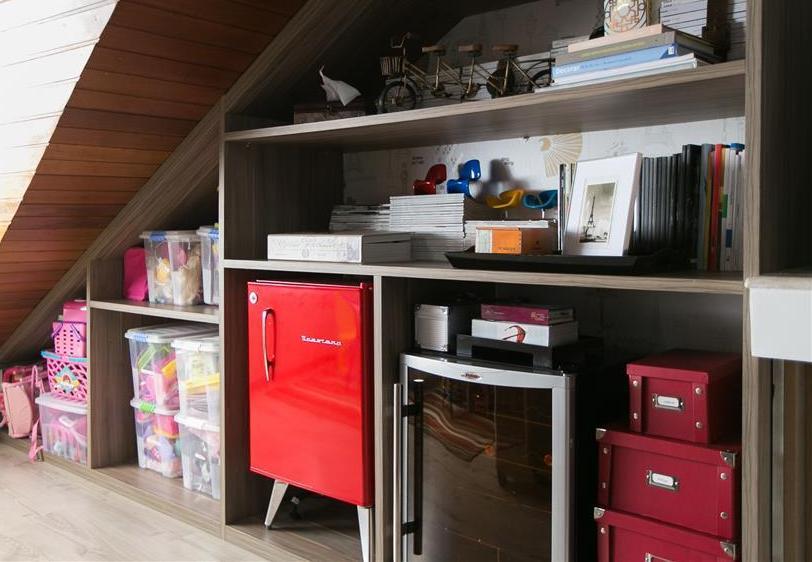 Caixas são suas aliadas na hora de organizar os ambientes