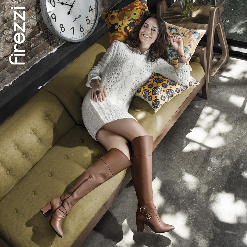 Nossa coleção é inspirada em mulheres cheias de personalidade e independência, que através da moda fazem suas próprias escolhas